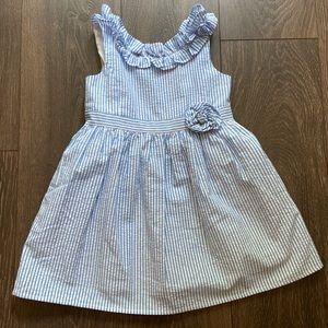 Lilly Pulitzer Seersucker Dress